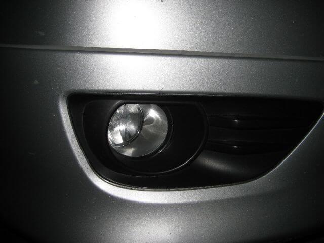Передняя лампочка Toyota Camry