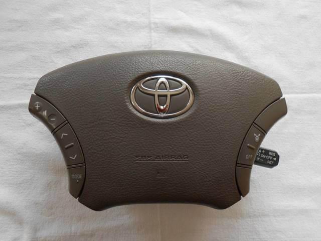 Кнопки на руле для Тойота Камри