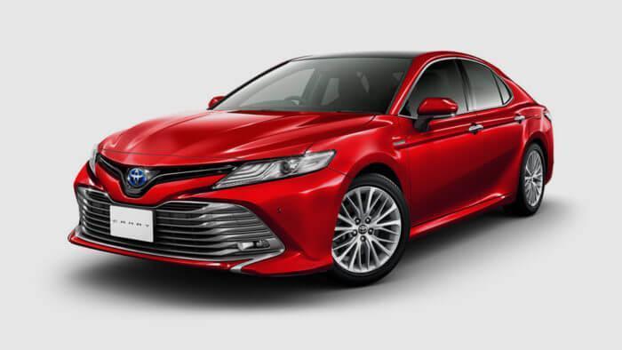 Toyota Camry стремительно набирает популярность