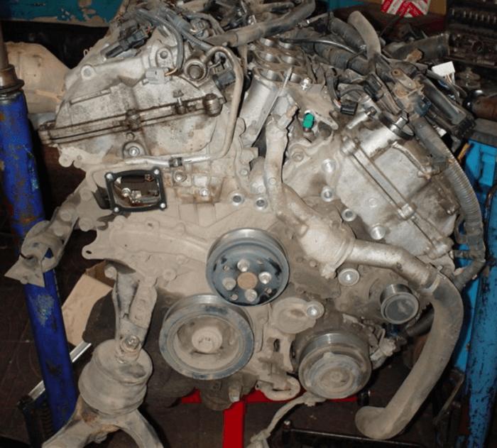 Двигатель Тойоты Камри
