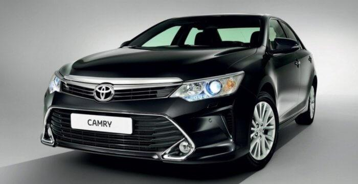 Тойота Камри седбмого поколения