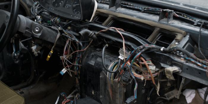 Электрика на Тойоте Камри