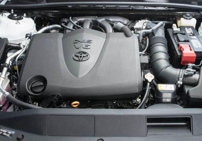 Двигатель Камри V70 2018 года