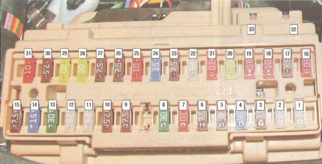 Рис.1 Блок-схема (салон)
